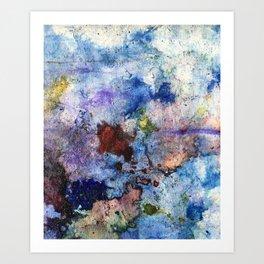 Abstract World IV Art Print