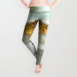 dreamer in Laguna Beach Leggings