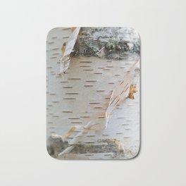 Paper Birch Bath Mat