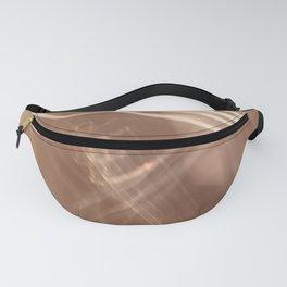 Rainbow Mirror Fanny Pack