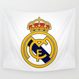 Real Madrid Wall Tapestry