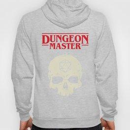 Hardcore Dungeon Master Skull DnD Hoody