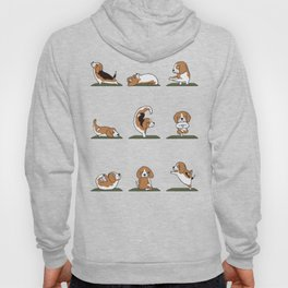 Beagle Yoga Hoody