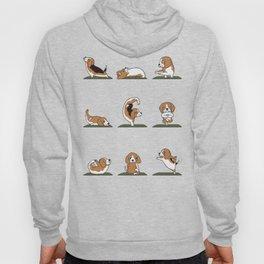 Beagle Yoga Hoody