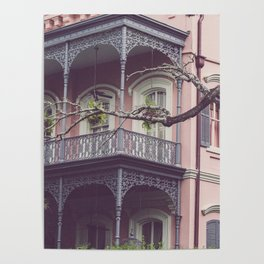 Uptown New Orleans Poster