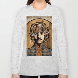 Boho Beatle ( Ringo ) Long Sleeve T-shirt