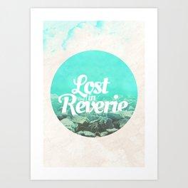 Lost in Reverie Art Print