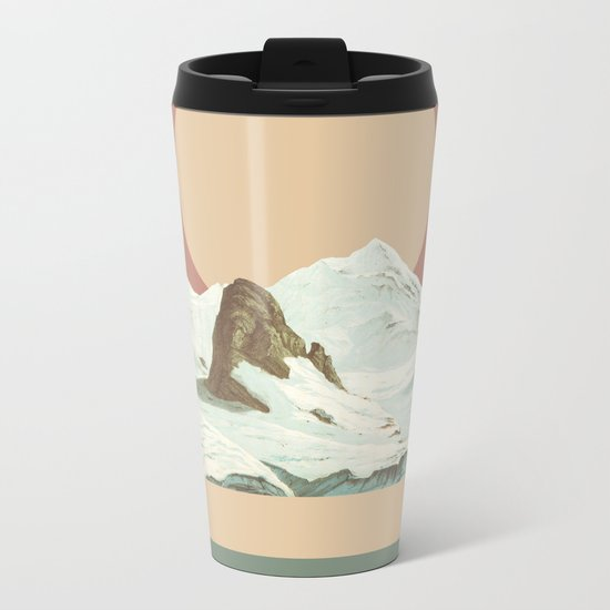 MTN II Metal Travel Mug