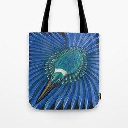 New Zealand Sacred Kingfisher Tote Bag