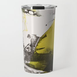 Funeral Chant (Coffin) Travel Mug