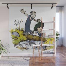 Cowboy & Bebop Wall Mural