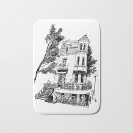 Fantasy of Saint Denis and Roy Bath Mat