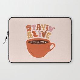 Stayin' Alive Laptop Sleeve
