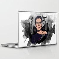 vampire Laptop & iPad Skins featuring Vampire by Yasin IŞIK