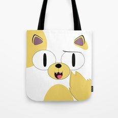 CAKE THE CAT Tote Bag