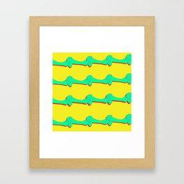 EarBooger Framed Art Print
