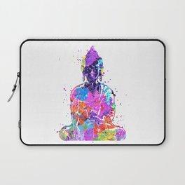 Watercolor Buddha Laptop Sleeve