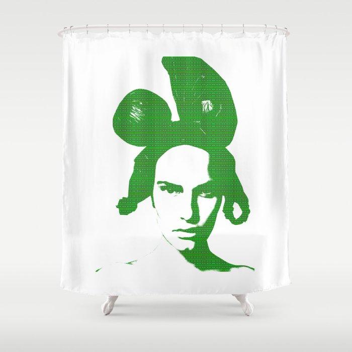 Louis Vuitton Bunny Fashion Shower Curtain