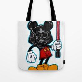 Darth Mouse Tote Bag
