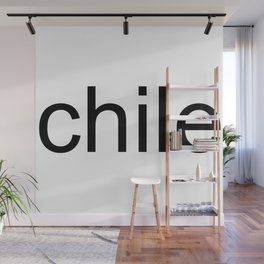 chile Wall Mural