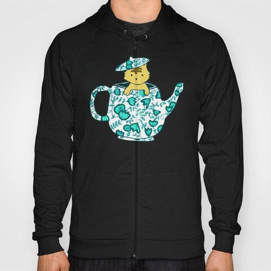 Dinnerware sets - Kitten in a teapot Hoody