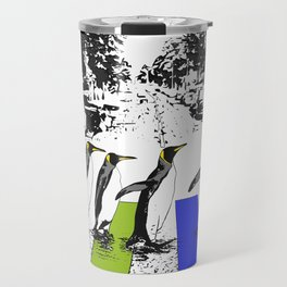 Penguin Pride Travel Mug