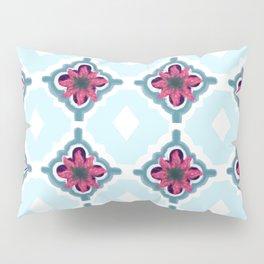 Flower Mosaic Pillow Sham