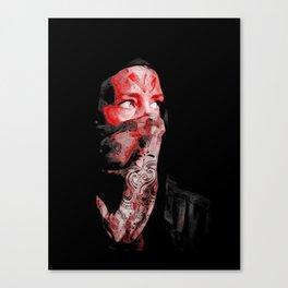 Carol Peletier The Walking Dead Canvas Print
