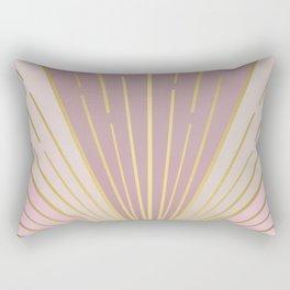 The Sunrise Rectangular Pillow