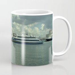 Port of Naples Coffee Mug