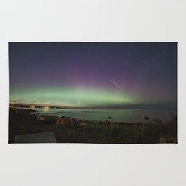 Aurora Fireball Rug