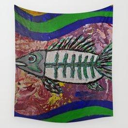Bonefish Wall Tapestry