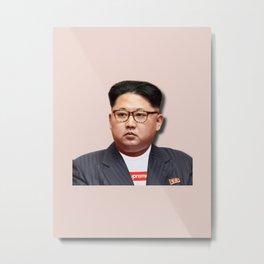 Supreme Leader Metal Print