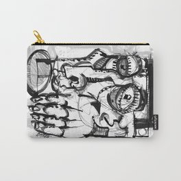 Homeless Carry-All Pouch