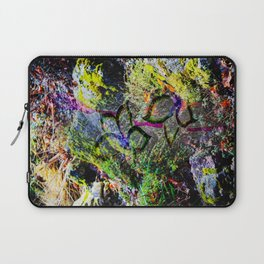 Nature Abstract 3 Laptop Sleeve