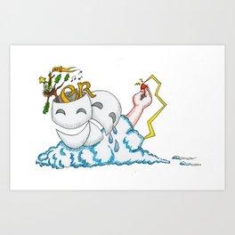 Monty Python, Full Size Art Print