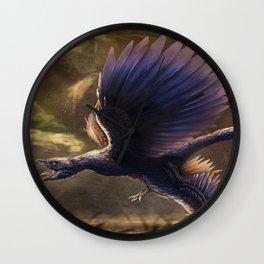 Microraptor Gui Restored Wall Clock