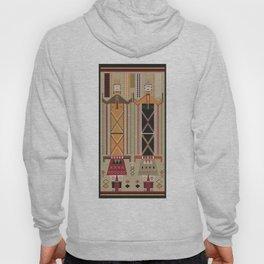 American Native Pattern No. 335 Hoody