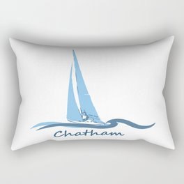 Chatham, Cape Cod Rectangular Pillow