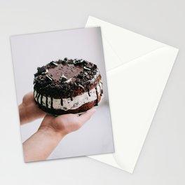 Oreo Chocolate Cake Stationery Cards