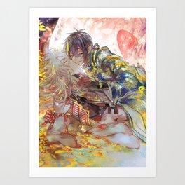 Kogimika - the Missing Memory vol.2 Art Print