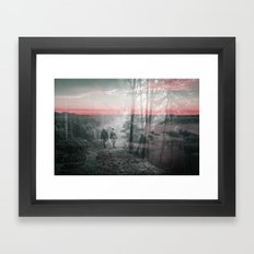 Unknown Fate Framed Art Print