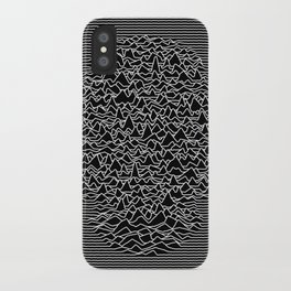 Dark Division iPhone Case