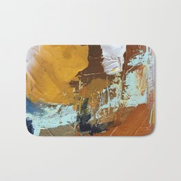 autumn tone Bath Mat