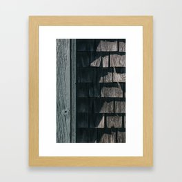The Beach House Framed Art Print