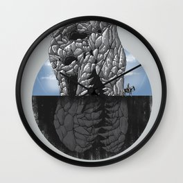 Someday We Will Fly Wall Clock