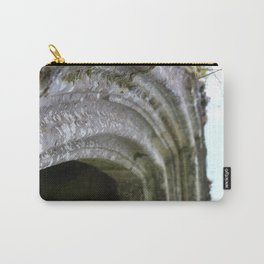 Ancient Monastery Carry-All Pouch