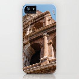 Roman Coliseum II iPhone Case