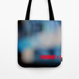 FORMAT + MORE Tote Bag