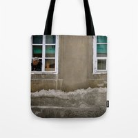 italian Tote Bags featuring italian by rhythmmess